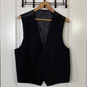 Men's Adjustable Dress Vest